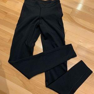 NWOT Women's Reebok black leggings size xs